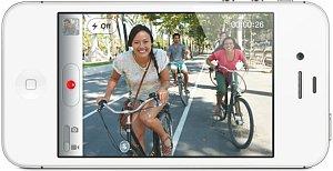 Apples iPhone4S mit Sprachfunktionen