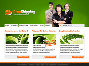 Das Portal www.DropShipping.de