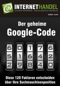 Der geheime Google Code